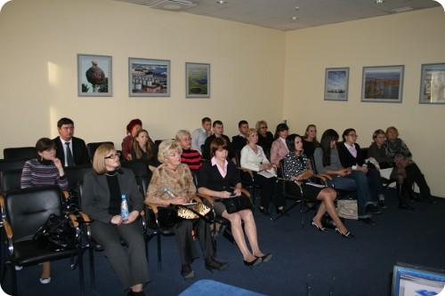 Участники конференции. 23 сентября, г. Тюмень, отель Тюмень