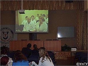 Ульяновск - постоянный участник Интернет-Сессии.