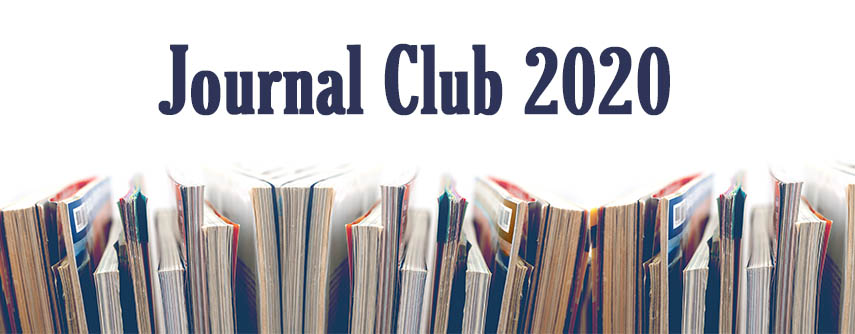 Journal Club 2020